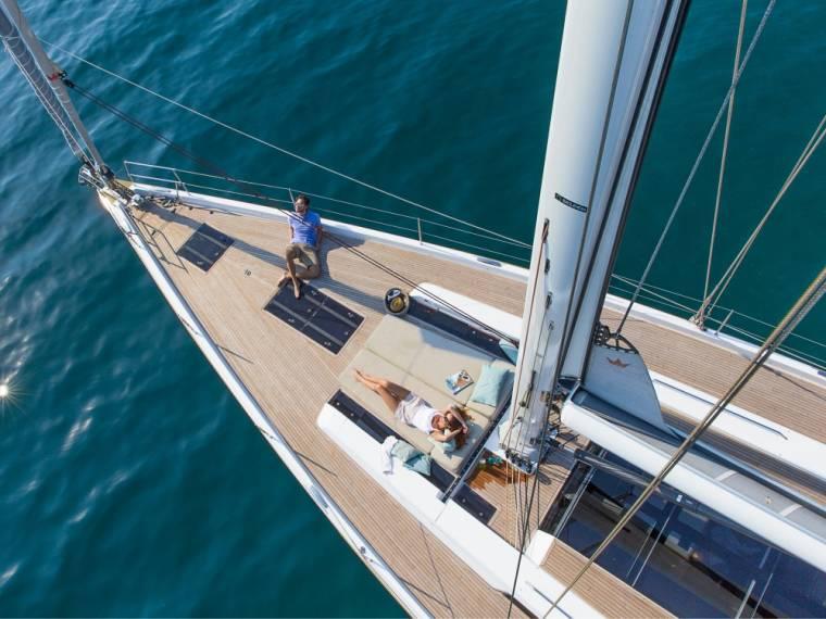 Hanse 675 Yacht à voile