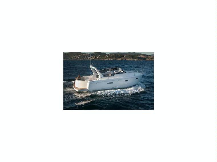 Rodman Spirit 31 Open Inboard Version Vedette rapide
