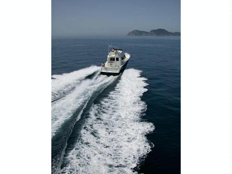 Rodman 1250 Fisher&Cruiser Bateau de pêche/promenade