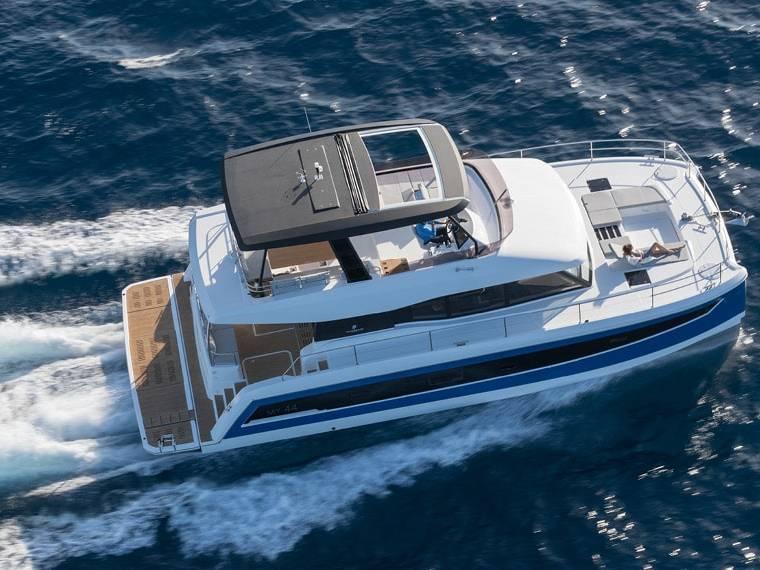 Fountaine Pajot MY 44 Catamaran à moteur