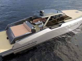 Mazu Yachts 52 HT OPEN