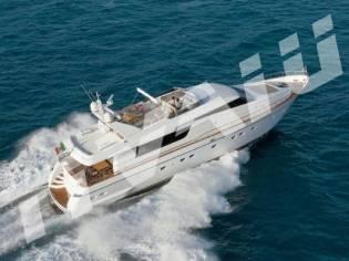 Sanlorenzo SL 82 - Hull 496