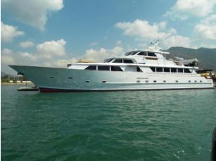 Broward 120 Motor Yacht