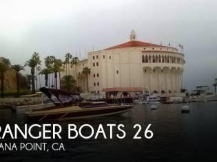 Ranger Boats Day Cruiser