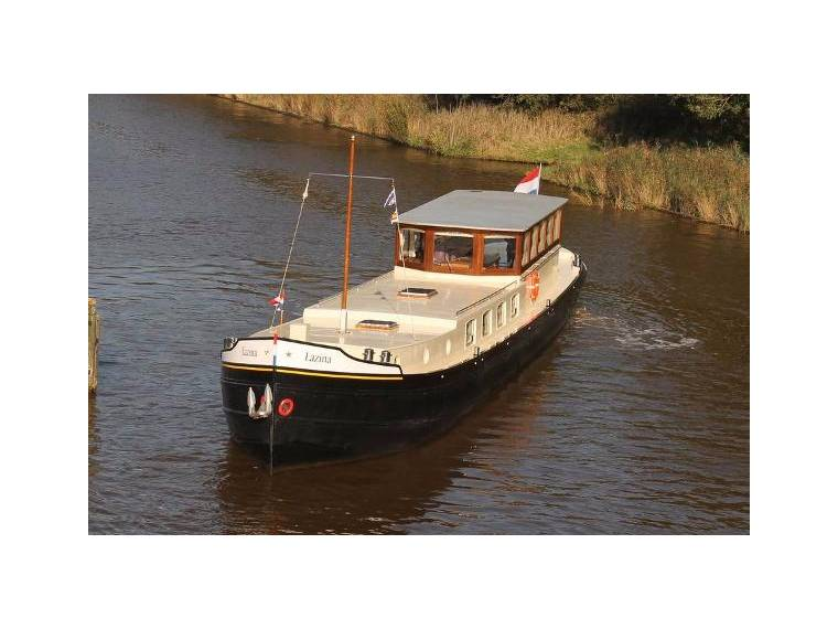 dutch barge luxe motor en hollande  pays