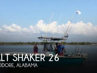 Salt Shaker 26