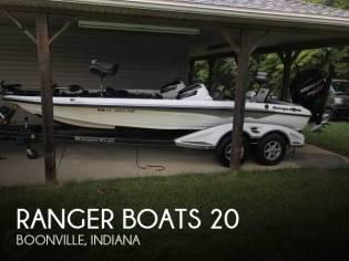 Ranger Boats Z520C