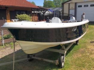 Consolenboot Mazury 480