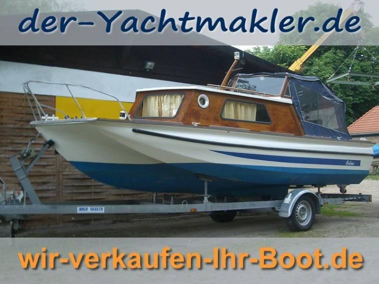 rechlin 21 pionier en allemagne bateaux moteur d 39 occasion 11015 inautia. Black Bedroom Furniture Sets. Home Design Ideas
