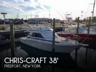 Chris-Craft 382 Commander