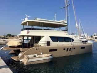 Custom NG Yachts - NG 66' Catamaran