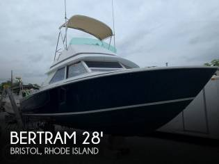 Bertram 28 Sedan Sport Fisherman