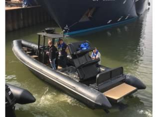 Blue Spirit Model: 8.50 RIB Diesel inboard