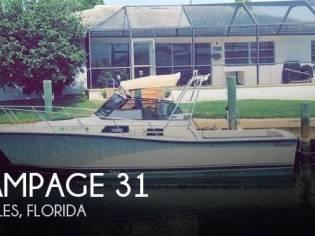 Rampage Sportfisherman 31