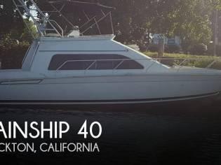Mainship 40 Sedan Bridge