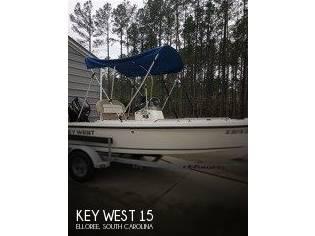 Key West 152 Sportsman