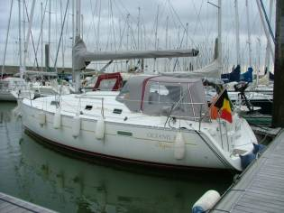 Beneteau 331 Oceanis Clipper