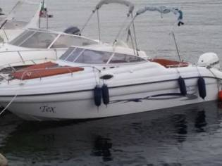Ranieri Sea Lady 23