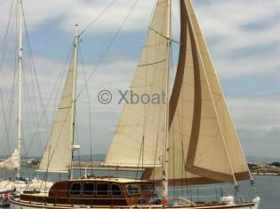 HILLYARD KETCH FIFTY CLASSIQUE