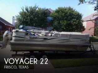 Voyager 22 Sport Cruiser