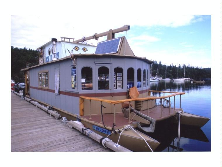 custom built 43 houseboat en san juan