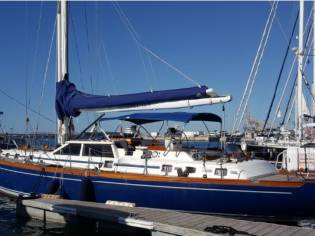 Mystic 60 by German Frers