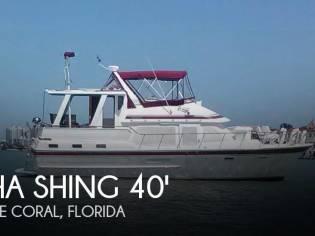 Kha Shing 40 Spindrift