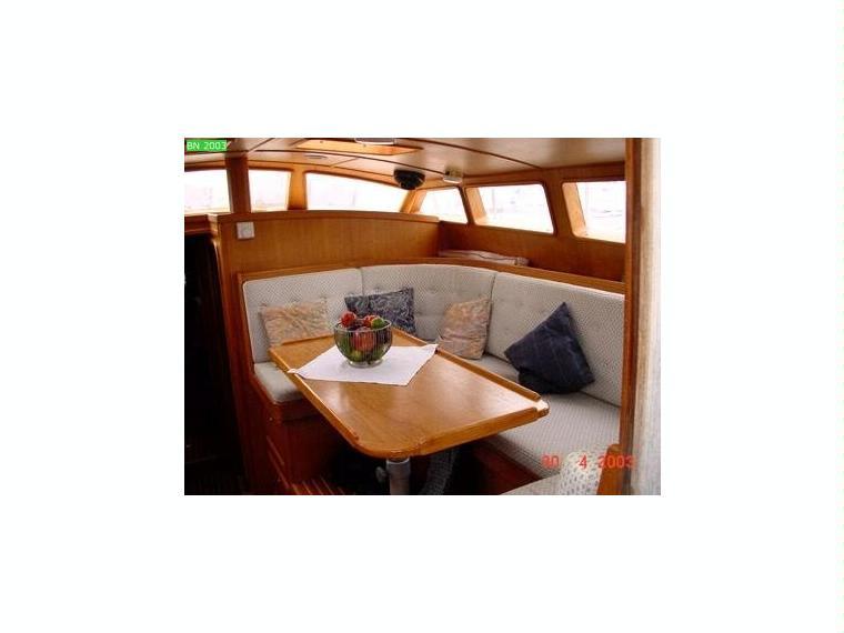 reinke super 11 decksalon alu bilge keel en majorque. Black Bedroom Furniture Sets. Home Design Ideas