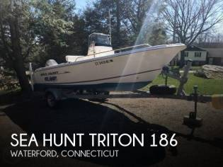 Sea Hunt Triton 186