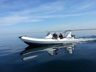 Schlauchboot   RIB Boot