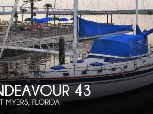 Endeavour 43