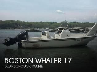 Boston Whaler Outrage 17