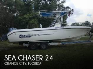 Sea Chaser 2400 Offshore Series