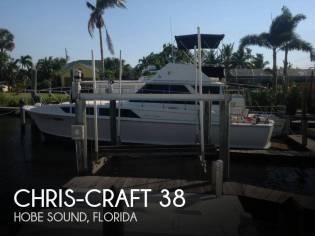 Chris-Craft 38 Commander