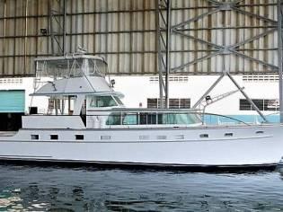 Allied Marine Motor Yacht