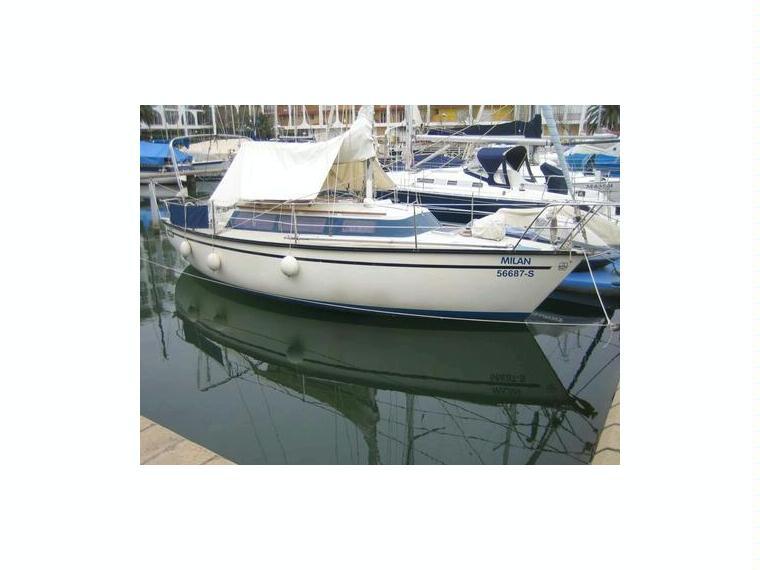 Dufour 2800 en marina d emp riabrava voiliers de for Salon nautique empuriabrava