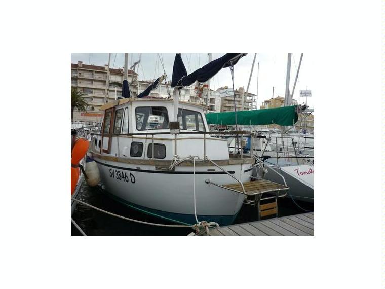Nauticat 33 en marina d emp riabrava voiliers d 39 occasion 52565 inautia - Salon nautique empuriabrava ...