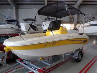 Remus 450 Open Motorboot