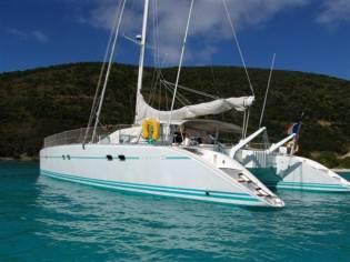 Lagoon 57 Charter version