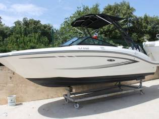 SEA RAY SPX 190 Hors Bord