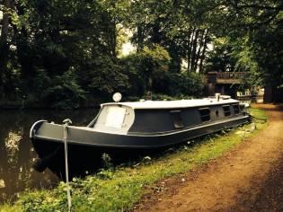 Narrowboat Refurbished 40ft