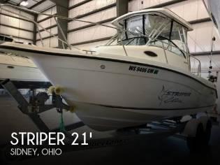 Seaswirl Striper 2101 WA Hard Top