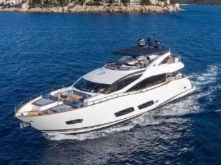 Sunseeker 28 Metre Yacht