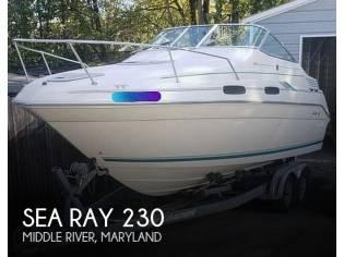 Sea Ray Sundancer 230