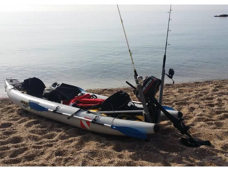 kayak sevylor diveyak svx2020 buceo en matar marina. Black Bedroom Furniture Sets. Home Design Ideas