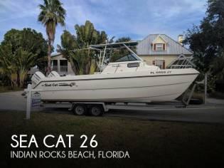 Sea Cat 26