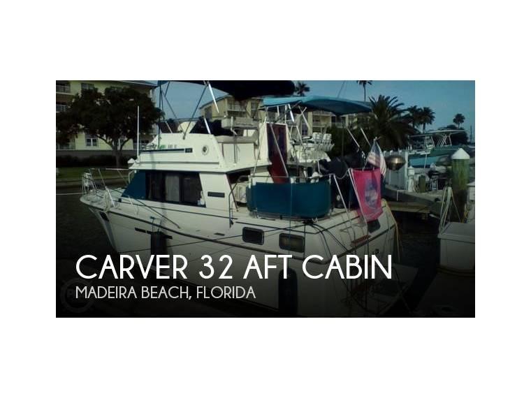 32 Aft Cabin