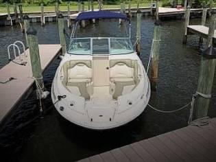 Sea Ray Sundeck 270