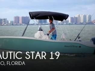 Nautic Star 1900 Offshore
