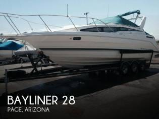 Bayliner 2855 Ciera Sunbridge